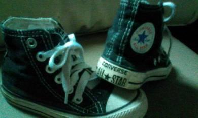 Pre-loved Converse All Star Kids