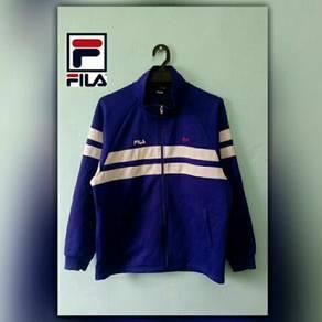 Sweater Kain Sambung #FILA