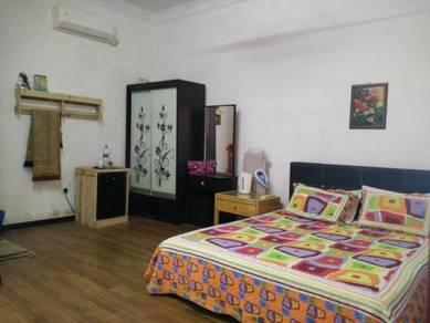 Rumah tamu/ bilik di Pekan, Pahang