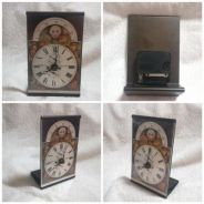 1960'S Tansley Birmingham Table Clock