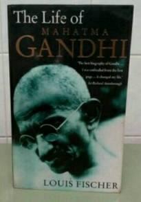 The Life of Mahatma Gandhi by Louis Fischer