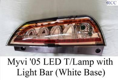 Tail lamp lampu Led light bar perodua myvi
