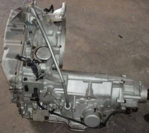 Volvo s80 t6 2.8 gearbox halfcut