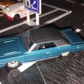 Hot Wheels Plymouth Belvedere GTX (RARE/VINTAGE)