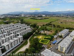 NT 6,135sq ft. Residential Lot Cyber City, Kepayan