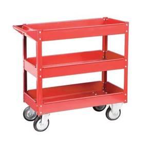 BENMA Heavy Duty Mechanic 3 Tier Steel Tool Cart