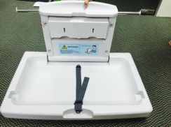 Baby changing station - abs plastic