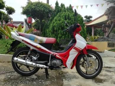Yamaha SRL 110 (2005)