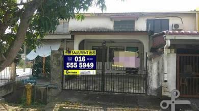Ipoh Pengkalan 2 Storey House at Desa Pakatan , Station 18