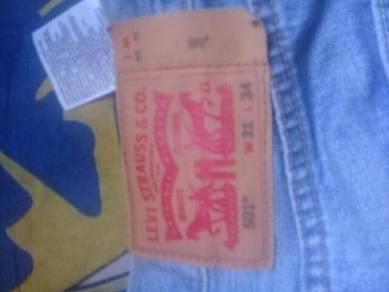 Jeans levis original 501.