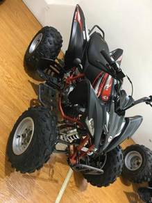 ATV 125cc Motor new (port Dickson)