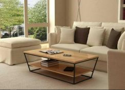 Modern Rossi Design Living Room Coffee Table