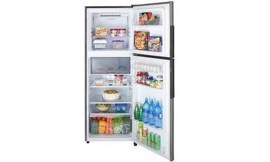 0% GST * New SHARP 2 Door Refrigerator SJ-406MSS