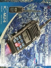 Portable walkie talkie