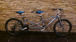 0% GSTTandem Basikal Bicycle Alloy Shimano-Factory