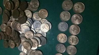 Di jual murah uang lama