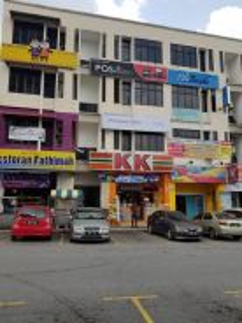 Shop with lift GOOD ROI at Bukit Segar Jaya, Cheras, Kuala Lumpur