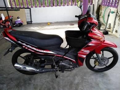 Yamaha Lagenda 115ZR untuk dijual