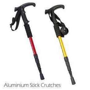 FB164 Stick Crutches Hiking Walking Travel