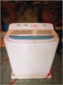 Pensonic 9 kg mesin basuh (baru)