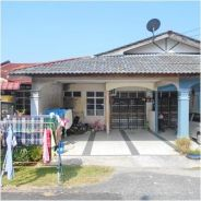 Bandar Permaisuri, Setiu, Single storey medium cost terraced house