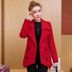 Autumn Winter Thick Jacket Parka Coat Overcoat