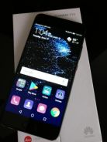 Huawei P10 64gb warna hitam 9/10 full set
