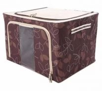22L Foldable Leaf Design Storage Box