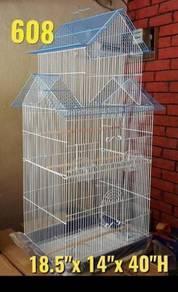 Sugar Glider and Bird Cage
