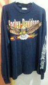 Harley Davidson sweater