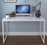 Elegant Simple Compact Workstation Or Study Table