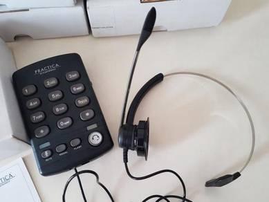 Plantronics Practica T110 Headset Telephone