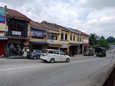 Kulim town,Jalan hospital kulim
