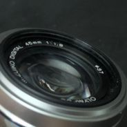 Used Olympus Zuiko Lens 45mm f1.8