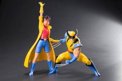 ARTFX+ Wolverine & Jubilee 2 Pack