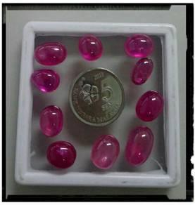 Batu Delima  Ruby, Batu Nilam
