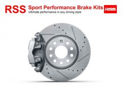 Volkswagen Jetta 2011 RSS Sport Disc Brake Pad Kit