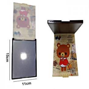 Folding Pocket Mirror ( 90-01-30 )