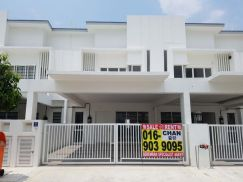 Seremban sendayan suliaman brand new double storey 24 hour security
