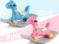 Horse Ride On/ Rocker/ Seesaw