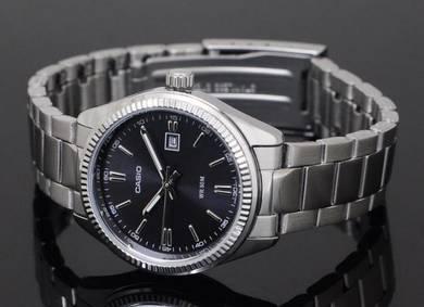 Casio Ladies Analog Date Watch LTP-1302D-1A1VDF