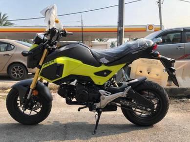 Honda MSX 125 No SST