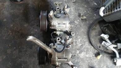 Myvi passo half cut compressor