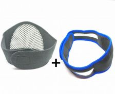 Self Heated Neck Pad+ Anti Snoring Chin Strap