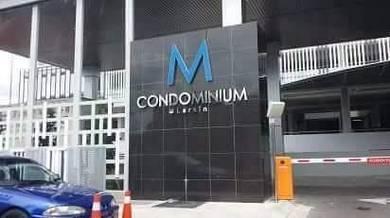 M condo larkin 3 bed fully hot market low depo