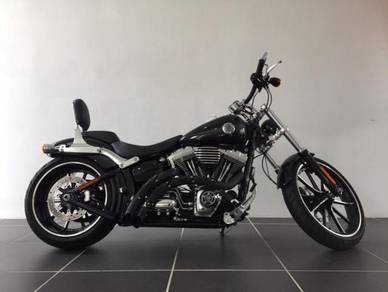 Harley Davidson FXSB1580 Breakout unregistered