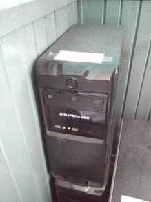 Cpu Computer PC intel dual-core