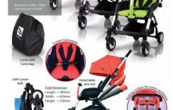 TB compact stroller