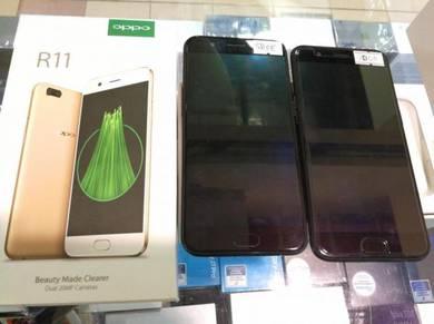 Oppo R11 LTE 4G 64GB 4GB Ram - Fullset