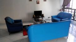 Mewah View Apartment (FF) For Rent At Tampoi